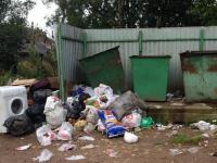 Валдайский оператор вывоза ТБО объясняет, почему Жемчужина России в мусоре