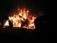 В Новгородской области эксперты ищут следы поджогов сразу на нескольких пожарах