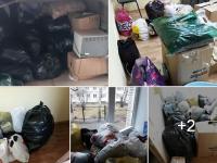 Жители Великого Новгорода протянули руку помощи 17-ти погорельцам из Окуловки