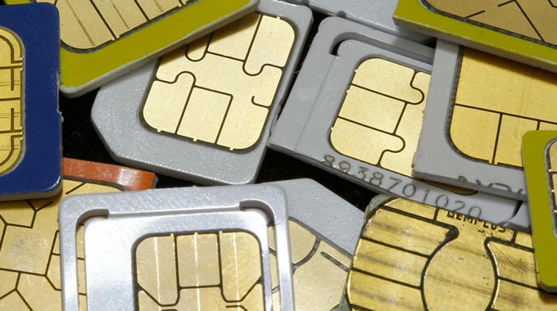 С начала года в СЗФО изъято почти 7 тыс. незаконно распространяемых SIM-карт