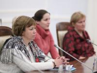 Александр Беглов встретился с Аллой Андреевой, поведавшей президенту об обманутых дольщиках