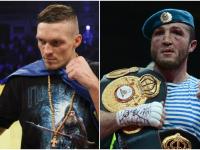 Денис Лебедев сделал важное заявление перед боем с Александром Усиком