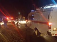 Госавтоинспекция обнародовала данные о ДТП в окрестностях Великого Новгорода, в котором погиб человек
