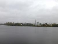 Как новгородцы побывали между Москвой и Петербургом
