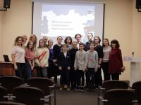 Конкурс «Живая классика» проводит серию международных телемостов для подростков