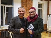 «Крестецкая строчка» поздравила историка моды Александра Васильева с юбилеем