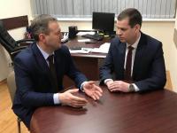 Мэр Великого Новгорода и глава Новгородского района договорились решать проблемы сообща