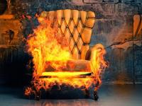 Мужчина на пожаре в Старой Руссе погиб не от огня