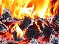 На производстве в Парфине произошел крупный пожар