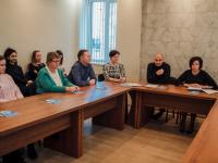 Новгородский филиал РАНХиГС и региональное отделение «Опоры России» подписали соглашение о сотрудничестве