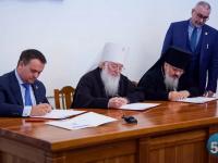 Новгородское правительство и Русская Православная Церковь подписали знаковое соглашение