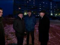 Новгородцы смогут следить за строительством детсада в «Ивушках» по видео