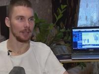 Получивший тяжелую травму новгородец Сергей Пасхин создал музыкальный проект «ЯСЕРЕДИНА»