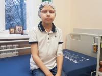 Россияне собрали страдающему от рака 11-летнему боровичанину Никите Алексееву 15 млн рублей за день