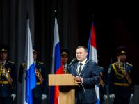 Сергей Бусурин вступил в должность мэра Великого Новгорода