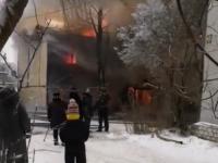 Ситуация с пострадавшими при пожаре в Пестово на контроле в правительстве региона