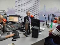 Томас Томмингас в гостях у «Людоведов»: о журналистике, блогерстве и преподавании в НовГУ