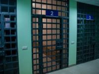 В Боровичах полиция показала, куда переехала на новоселье, и где будут содержать нарушителей закона