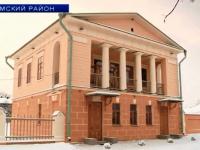В Коростыни завершается реставрация Путевого дворца, до которого не доехал император