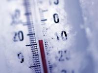 В нескольких районах Новгородской области мороз достиг отметки в минус 25