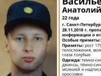В Новгородской и Ленинградской областях ищут молодого человека с родинкой на правой щеке