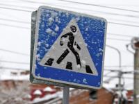 В Новгородской области два пешехода нарушили ПДД и попали в больницу
