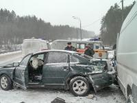 В Старорусском районе в ДТП погибла женщина, а в Великом Новгороде сбили трех пешеходов на переходах