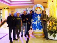 В Великий Новгород приехали интересные блогеры