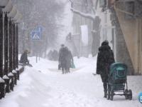 В Великом Новгороде работает «горячая линия» по уборке снега