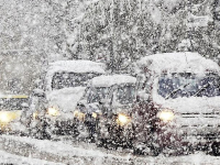 В январе Новгородскую область ожидают обильные снегопады