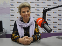 Вероника Минина рассказала «Людоведам» о пользе поездок за границу, новых полномочиях и строительстве аэропорта