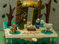 Вертеп «Смерть Царя Иордана» и другие интересные выставки откроются сегодня в Великом Новгороде