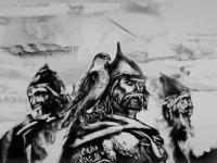 Завтра в Великом Новгороде Рюрик оживет из бронзы