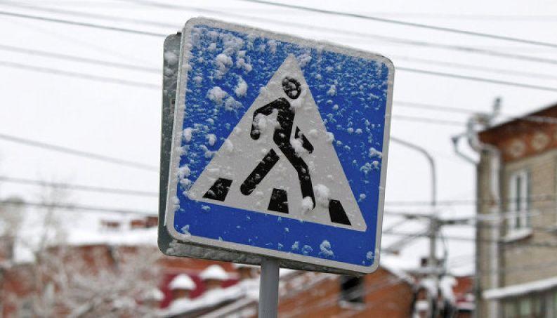 В Великом Новгороде мужчина перешел дорогу по правилам и пострадал