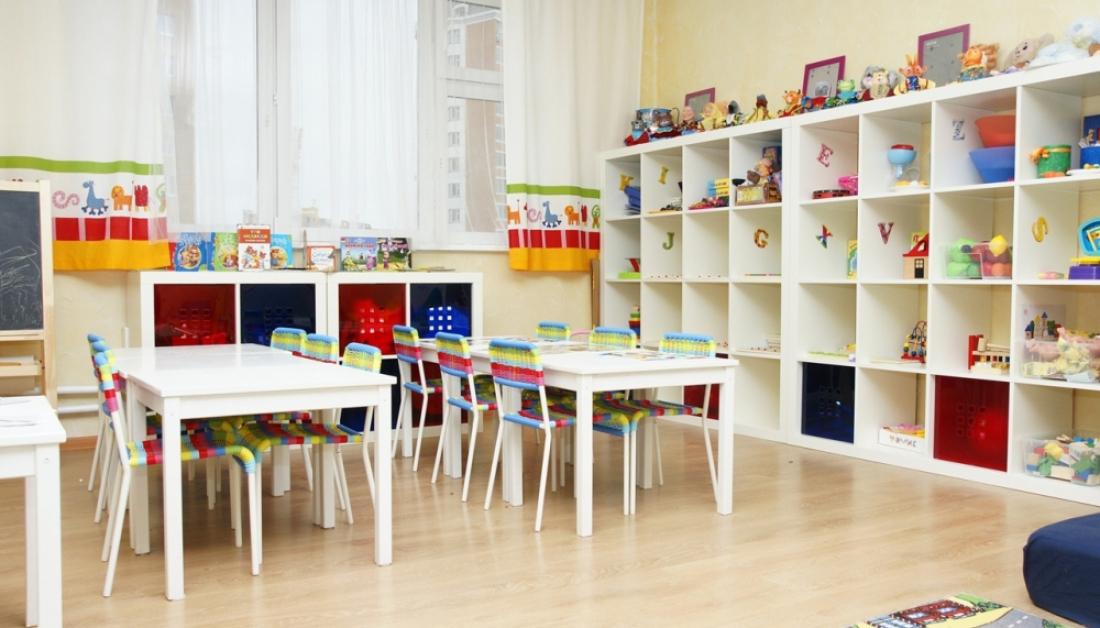 В правительстве рассказали о том, как идет строительство детсадов в Великом Новгороде, Окуловке и Мойке