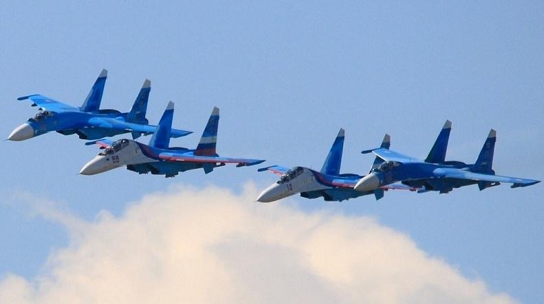 «Соколы России» могут прилететь в Великий Новгород на 1160-летие города
