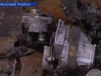 Благодаря старожилу поисковики обнаружили на берегу Полы штурмовик с останками лётчиков