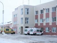 Число вызовов новгородской скорой помощи за два новогодних дня выросло на 61%