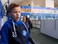Десятилетний новгородский хоккеист вписал свое имя в Книгу рекордов России