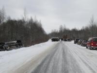 Госавтоинспекция назвала основную причину ДТП с травмами в Новгородской области в новогодние дни