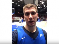 Игрок «Зенита» записал видеообращение к новгородцам в преддверии матча звёзд АСБ