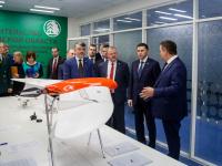 Министр природных ресурсов и экологии России посетил новгородский Центр лесного хозяйства