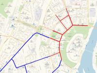 Начальник УМВД по Великому Новгороду рассказал про схему перекрытия улиц в выходные