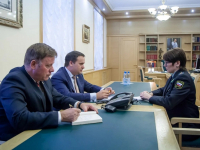 Губернатор Андрей Никитин отметил эффективность работы судебных приставов