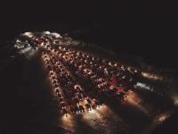 Новгородская «Автоёлка-2019» опубликовала видео акции