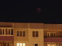 Новгородцы поделились в соцсетях снимками лунного затмения