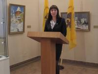 Новым председателем новгородского отделения РВИО стала Ирина Умнова