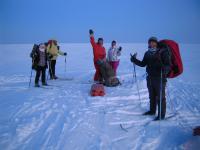 Почему каждый должен принять участие в лыжном переходе через озеро Ильмень?