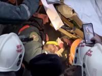 Подарок к Рождеству: спасенный из-под завалов в Магнитогорске 10-месячный малыш пришел в сознание
