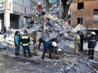Президент поручил расселить жильцов разрушенного дома в Магнитогорске